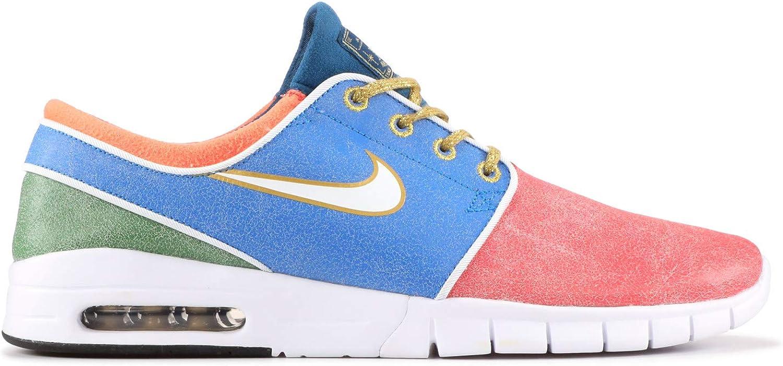 Edredón naranja sencillo  Nike SB Stefan Janoski max L QS Mens Trainers 749678 Sneakers Shoes:  Amazon.co.uk: Shoes & Bags
