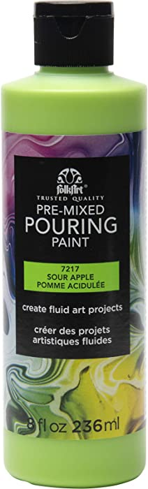 The Best Sour Apple Pearl Paint