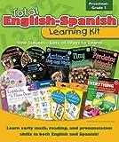 Total English Spanish Learning Kit, Carson-Dellosa Publishing Staff, 0769654894