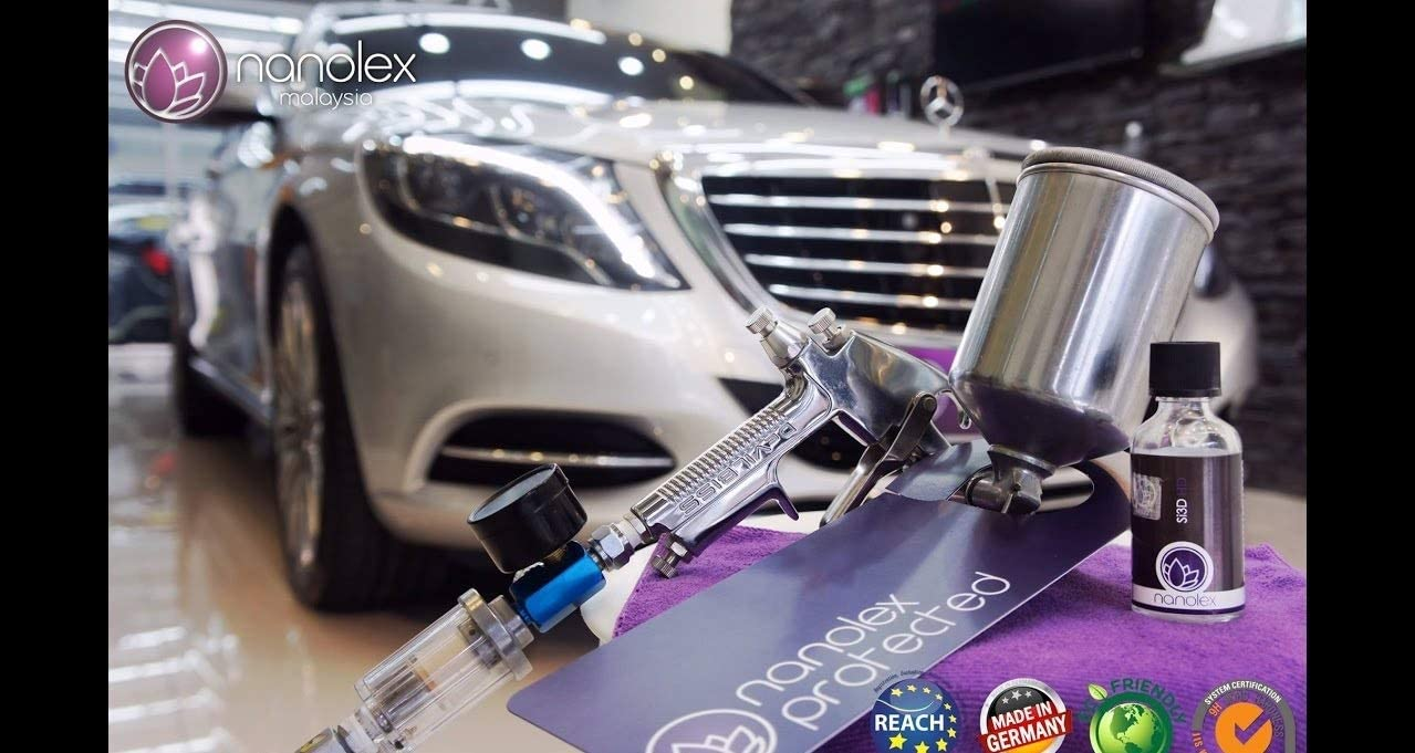 Nanolex Si3d Quartz Versiegelung 50ml Auto