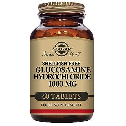 Solgar Glucosamina Clorhidrato 1000 mg Comprimidos - Envase de 60