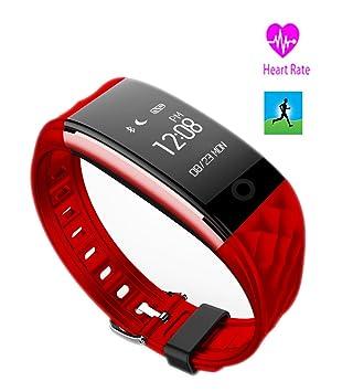ROGUCI resistente al agua Bluetooth Smart Wear pulsera con monitor ...