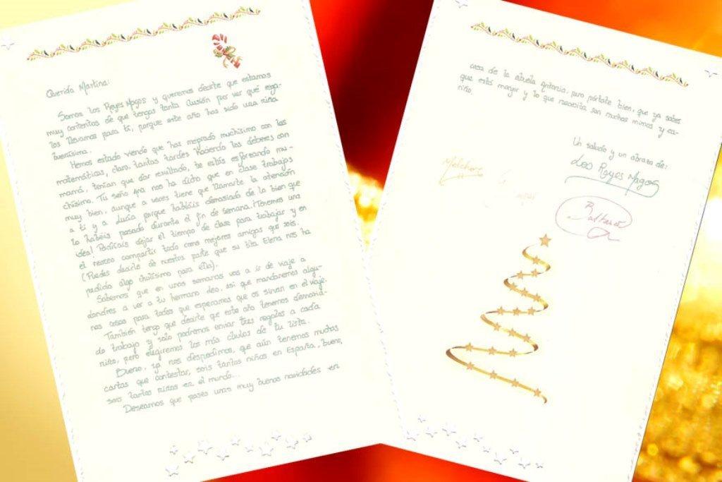 Carta personalizada de Papá Noel: Amazon.es: Handmade