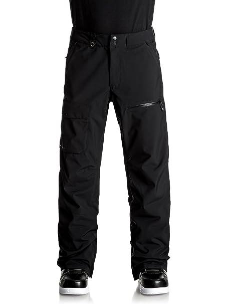 Quiksilver - Pantalones para Nieve - Hombre - XS  Quiksilver  Amazon.es   Ropa y accesorios 7010577c17d