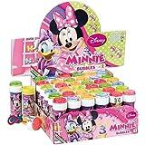 DULCOP Bolle di sapone mini Minnie (Conf.36pz) 538000