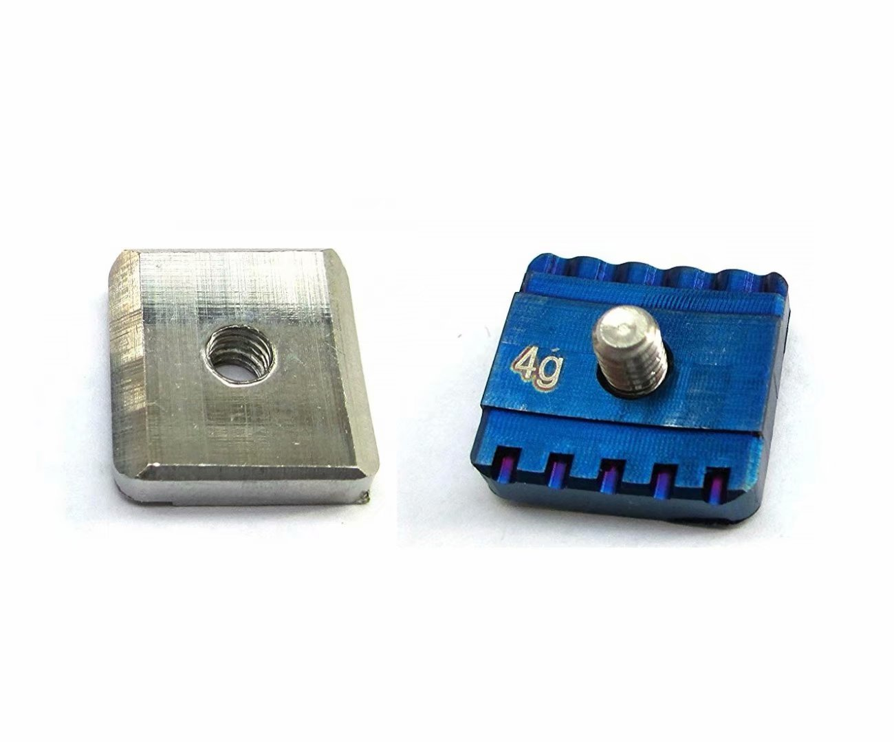 NEW! Movable Weight 10g Blue Set Sliding Weight For Taylormade SLDR Golf Driver Club by XIAMI (Image #1)