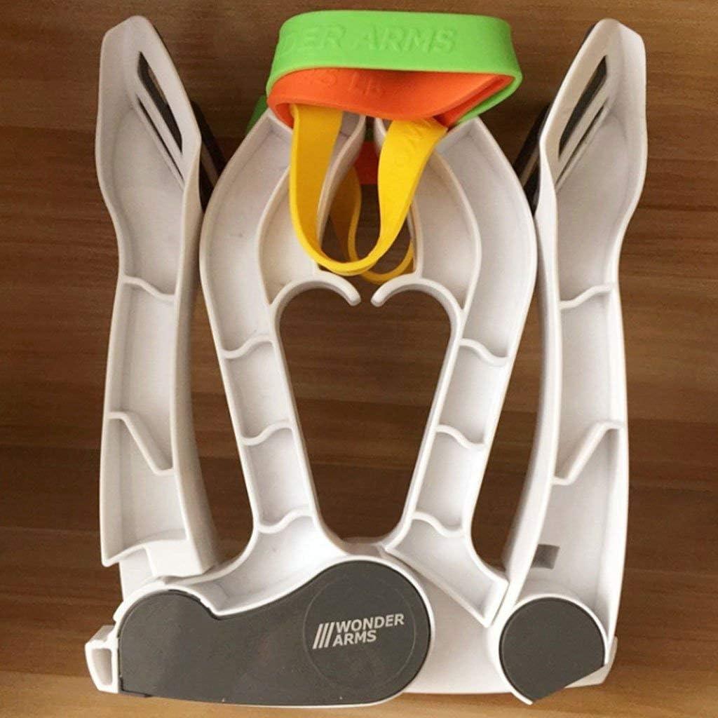 L.TSA Pull Up Bar Grip Force Equipo de Ejercicios para ejercitar los músculos del Pecho