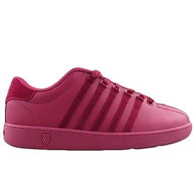 K-Swiss Kids Velvet - 4Y Pink (GS)