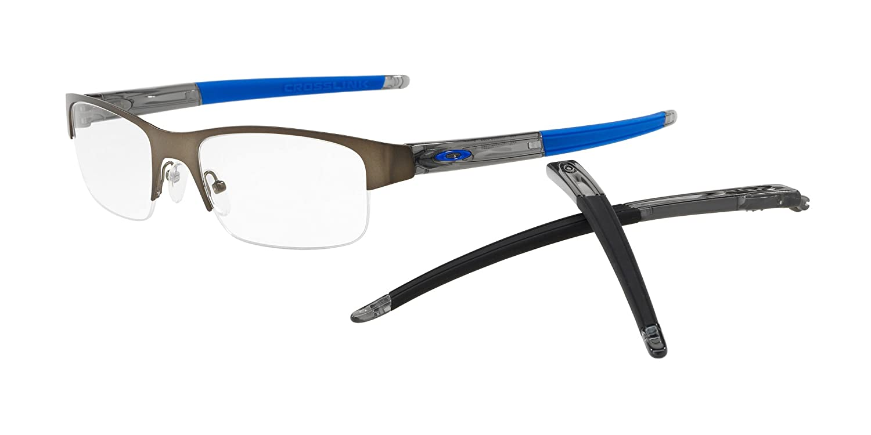 0a34a3144a OAKLEY OX3226 - 322602 CROSSLINK 0.5 Eyeglasses 55mm at Amazon Women s  Clothing store