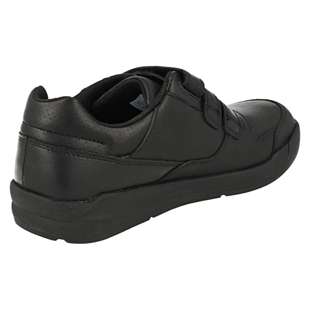 88efb2dfe Clarks Boys   Flare Lite Jnr Low-Top Sneakers  Amazon.co.uk  Shoes   Bags