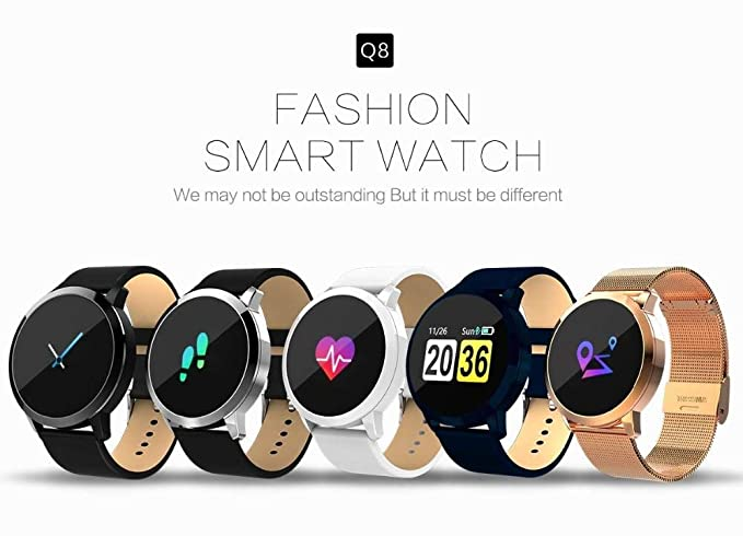 Amazon.com: omyyf Smart Watch Bluetooth X6 Wristwatch Relojes Sim Tf Card Mtk6261D Camera Wrist Watch (White): Electronics