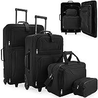 T-LoVendo TLV-HK-908 Juego de maletas de viaje 4