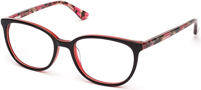 6b4a8dfedf Eyeglasses Candies CA 0157 005 black other  Amazon.co.uk  Clothing