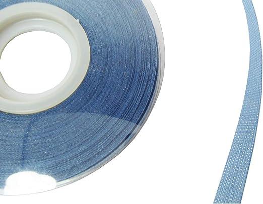 Zelda Bomboniere - Cinta de algodón Perla, 10 mm x 25 m: Amazon.es ...
