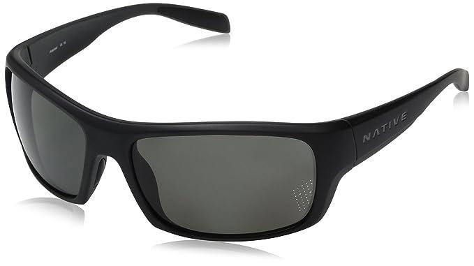Native 184 - 902 - 523 - Gafas de Sol polarizadas para Hombres Gafas de Sol polarizadas rectangulares: Amazon.es: Ropa y accesorios