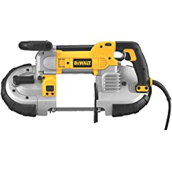 DEWALT DWM120 10 Amp 5-Inch Deep Cut Portable Band Saw review