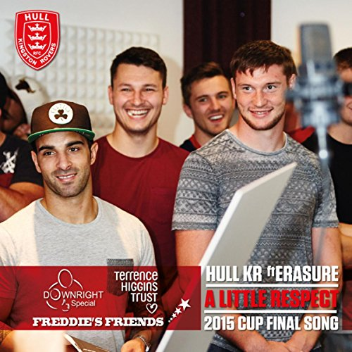 A Little Respect (Charity Hull KR Challenge Cup Final) - Single