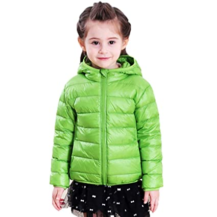 b063003ad806 Amazon.com   Down Jacket Child Boy Girl Outwear Coat Breathable ...