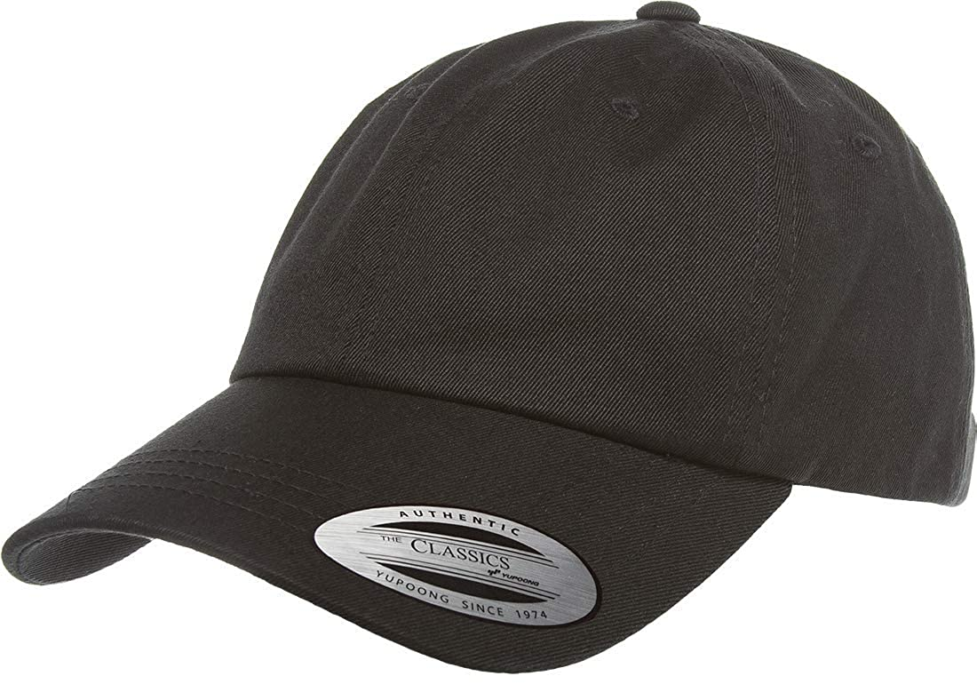 d1c8d0cf685 Flexfit Yupoong Low Profile Cotton Twill Dad Hat