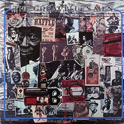 (The Great Blues Men Vinyl LP Record Set)