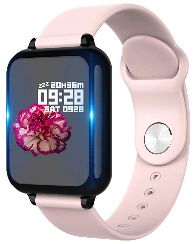 PHIPUDS Bluetooth Smart Watch, Health & Fitness Tracker ...
