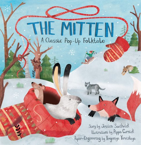 The Mitten: A Classic Pop-Up
