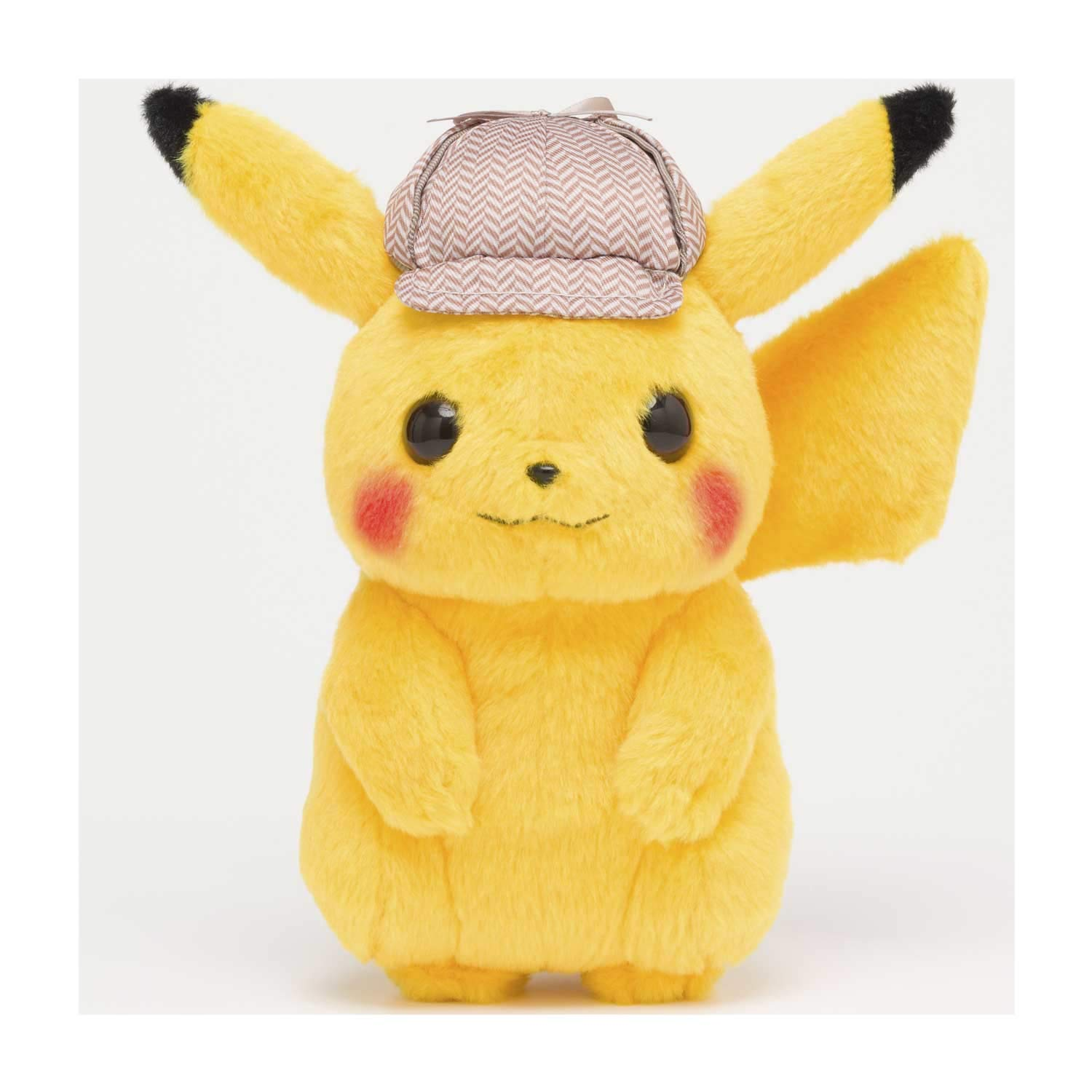 Pokémon Center: Detective Pikachu Poké Plush, 8 Inch by Pokemon