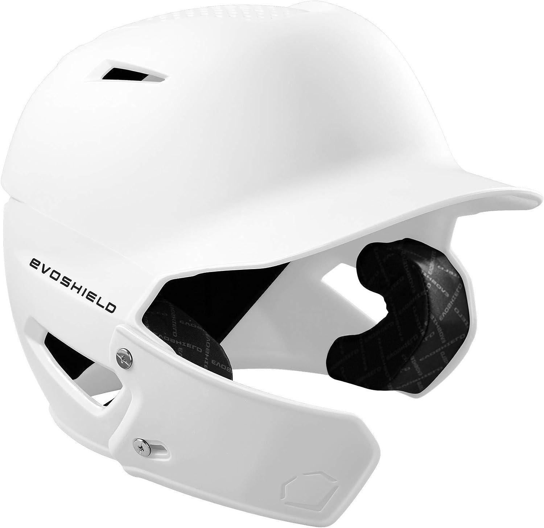 Series EvoShield XVT Batting Helmet Face Shield Matte and High Gloss Finish