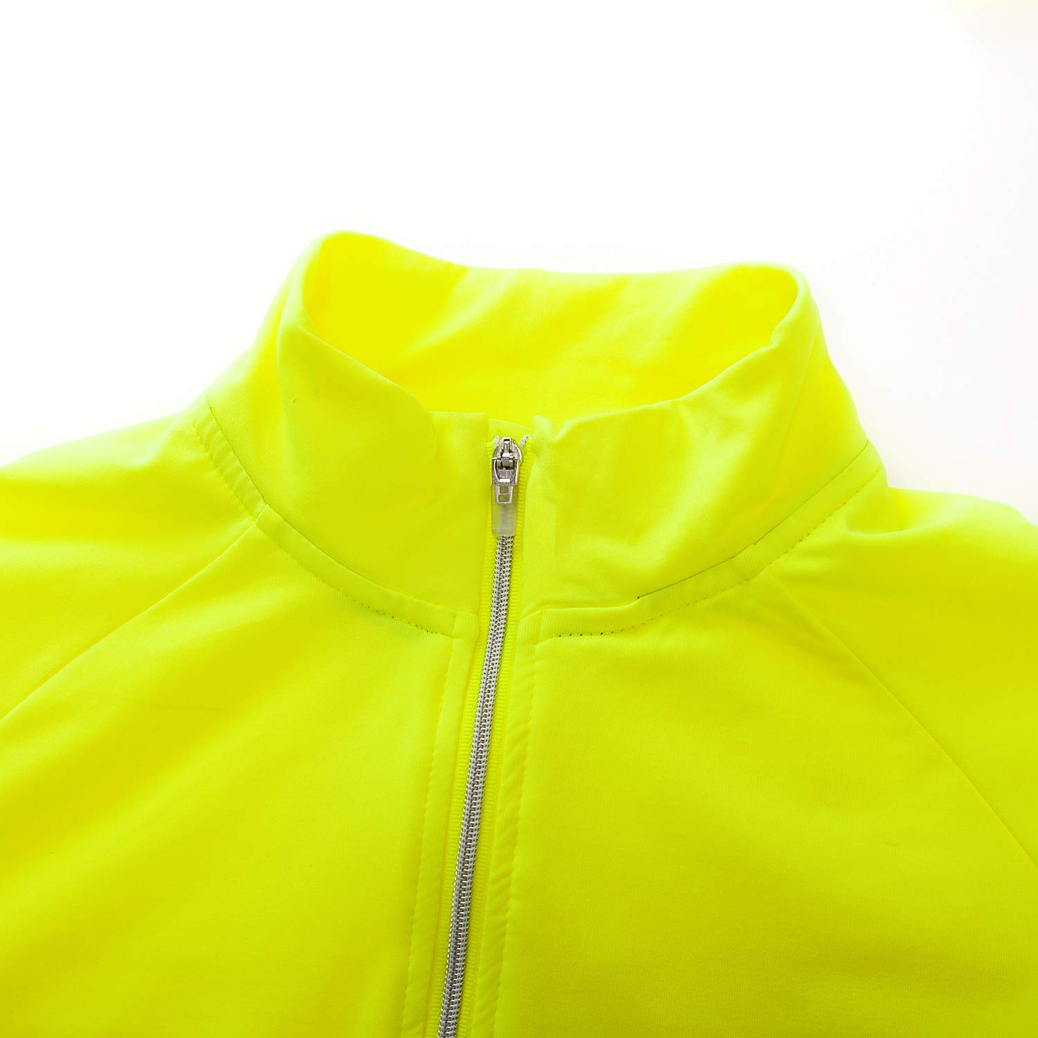 Moisture Wicking and Breathable Bpbtti Womens Thermal Quarter Zip Pullover Shirt Running Cycling Jersey with Zipper Pocket