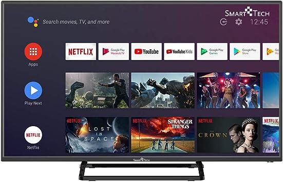 Smart-Tech SMT40P28SA10 Smart Televisor Certificación Full HD de ...