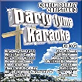 Party Tyme Karaoke - Contemporary Christian 3 (16-song CD+G)