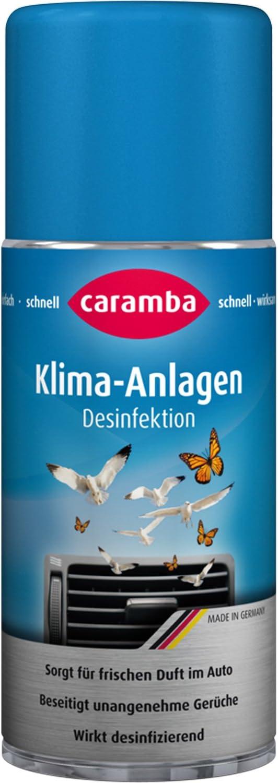 CARAMBA 631001–Desinfectante para Aire acondicionado, 100ml