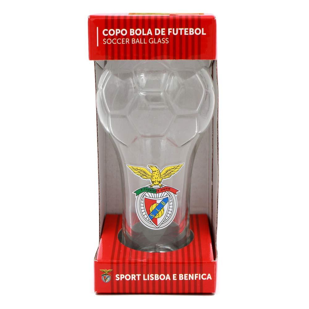 SL Benfica - Balón de fútbol (cristal de cerveza): Amazon.es: Hogar