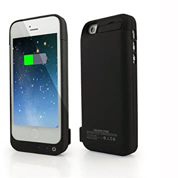 Funda Bateria para iPhone SE/5s/5c, 4200mAh Batería Cargador Externa para iPhone SE/5s/5c Recargable Backup Charger Case Portátil Power Bank Case ...