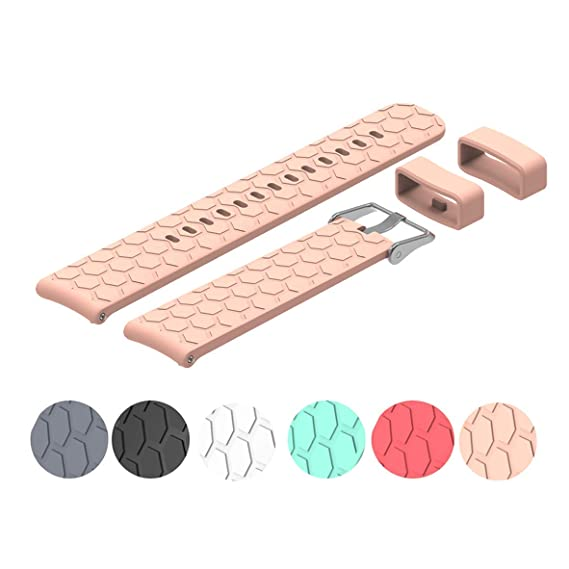 Amazon.com: for Matrix PowerWatch Bands 22mm Width Silicone ...