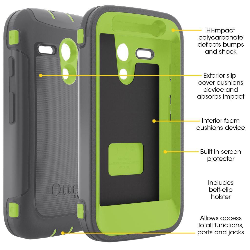 ... Defender Series Case for Motorola Moto G. Motorola Moto G phone case