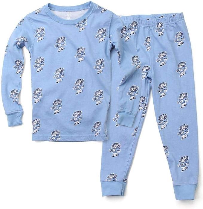 Infant//Toddler Raglan North Carolina Tarheels UNC Hoodie and Pant Set