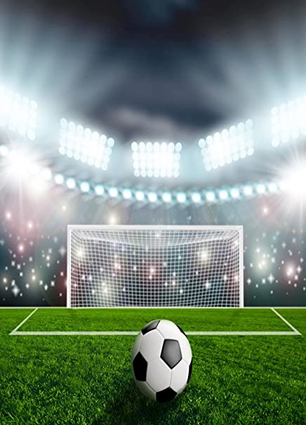 amazon com ofila football fields backdrop 5x7ft sports match