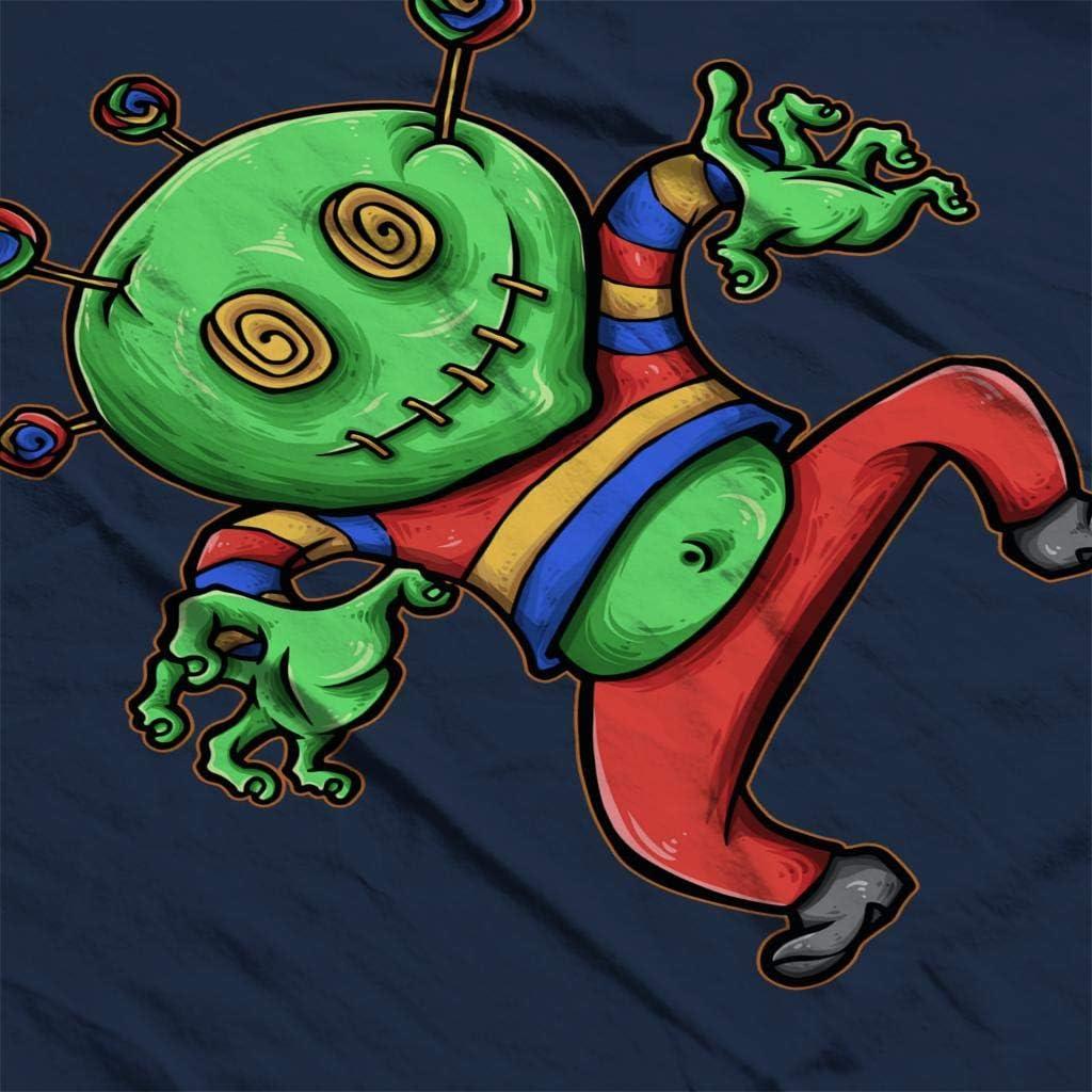 Candy Voodoo Boy Kids Sweatshirt