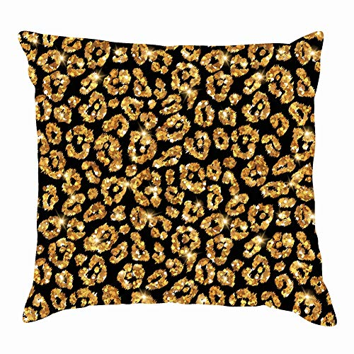 African Animals Clip Art Home Decorative Throw Pillow Case Cushion Cover for Gift Home Couch Bed Car 18