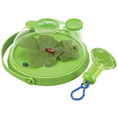 Uncle Milton Magnifying Bug Jug: Toys & Games