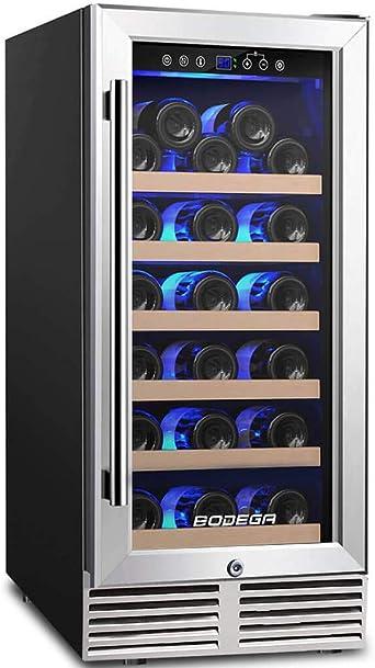 BODEGA 15 Inch Wine Cooler | Amazon