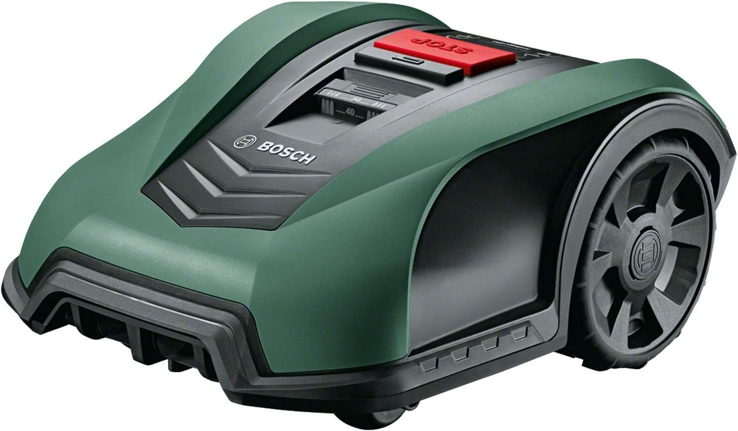 Bosch Robotic Lawnmower Indego