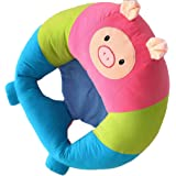 Segolike Infant Baby Seat Support Cushion Sofa Pillow Sitting Training Safety Chair - piggy