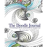 The Doodle Journal: A Coloring-In Book and Journal for Grown-Ups