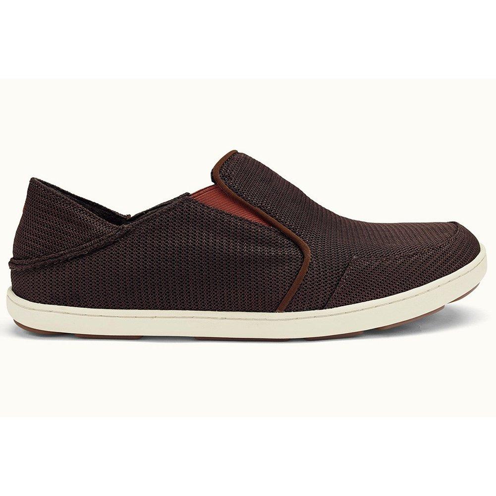 Vionic Damens's Walker Classic Schuhes Dark Java/Rojo