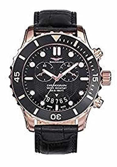 Reloj Suizo Sandoz Caballero 81391-57 Diver Collection