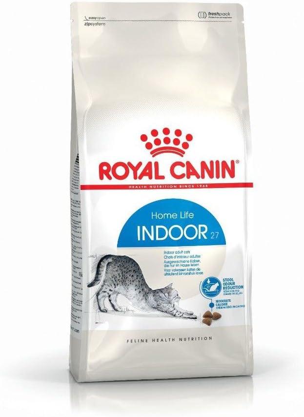 Royal Canin - Feline Health Nutrition Indoor 27 Saco De 10 + 2 Kg