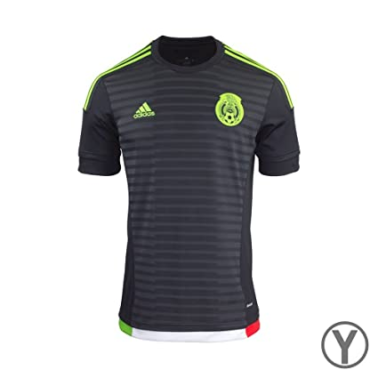 18287b760a64 adidas Mexico Youth Home Jersey
