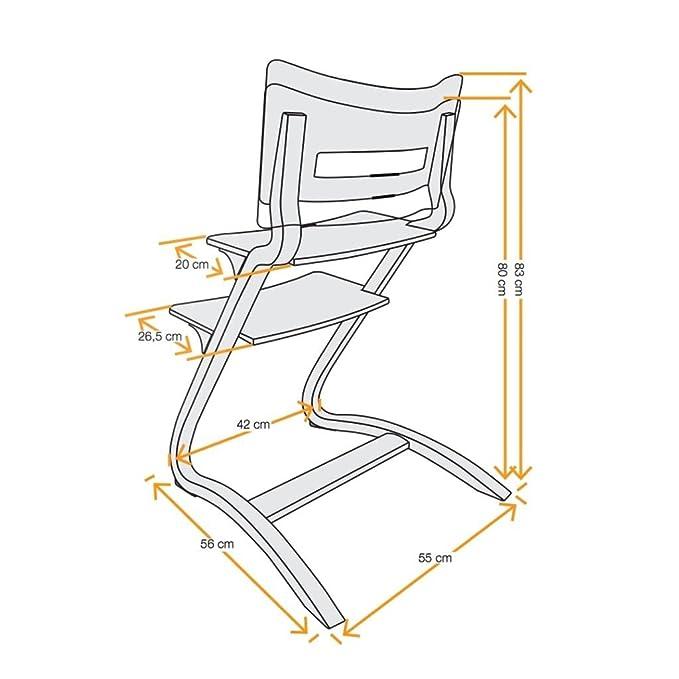 Chaise Haute BlancheBébésamp; Haute Chaise Puériculture Leander Chaise BlancheBébésamp; Puériculture Leander Leander qUzGVSMp